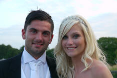 Samantha & Jeff 28th July 2011